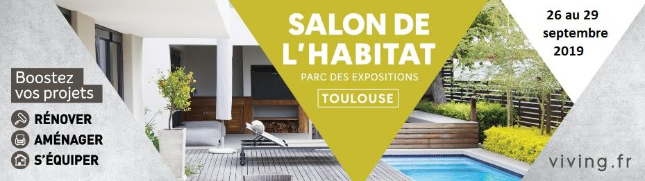 SALON DE L'HABITAT 26 AU 29 SEPTEMBRE 2019
